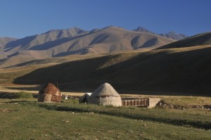 Kirgiz, Song kul
