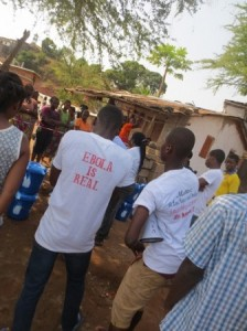 MSF Sierra Leone_EBOLA IS REAL