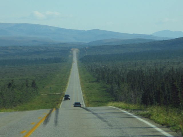 Alaszka, Richardson-Highway