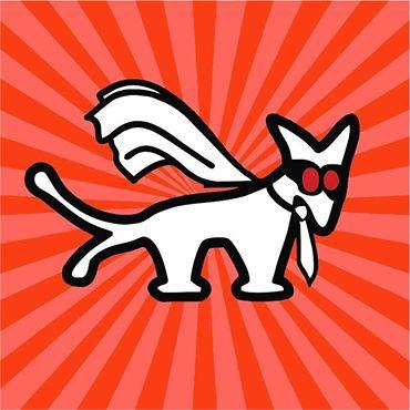 szuperhős kutya