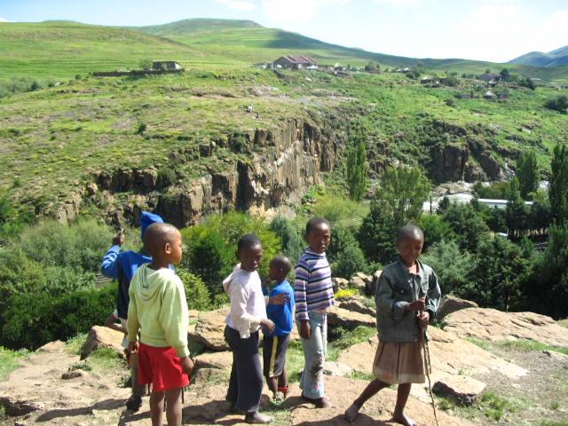Lesotho-884