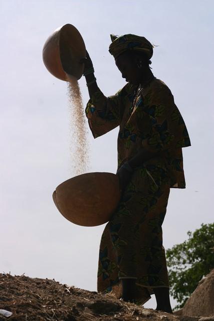 Mali, Djenne, Afrika