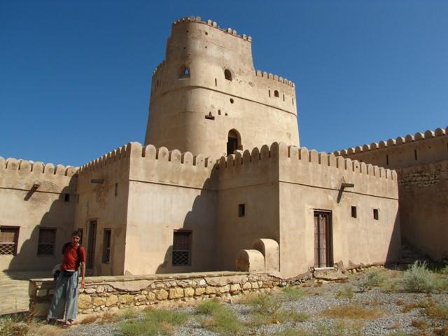 Oman, Sur fort,