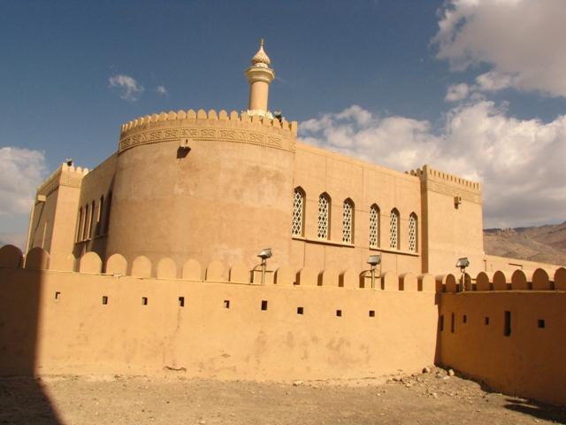 Oman, Nizwa fort