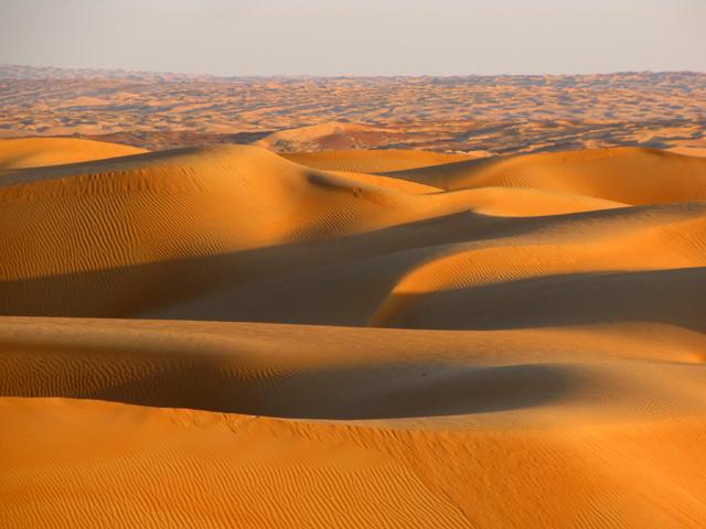 Omán - Wahiba Dunes