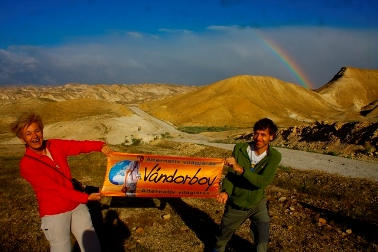 Dragot kanyon Izrael