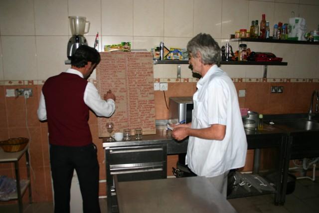 kurdisztánban magyar konyha