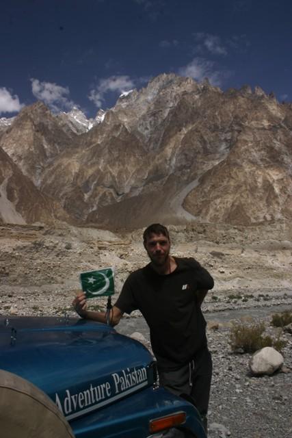 Pakisztán - Shimsal valley