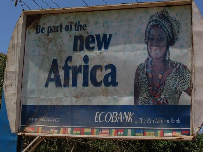 Új Afrika?