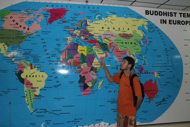 Sri Lanka, utazás, vándorboy