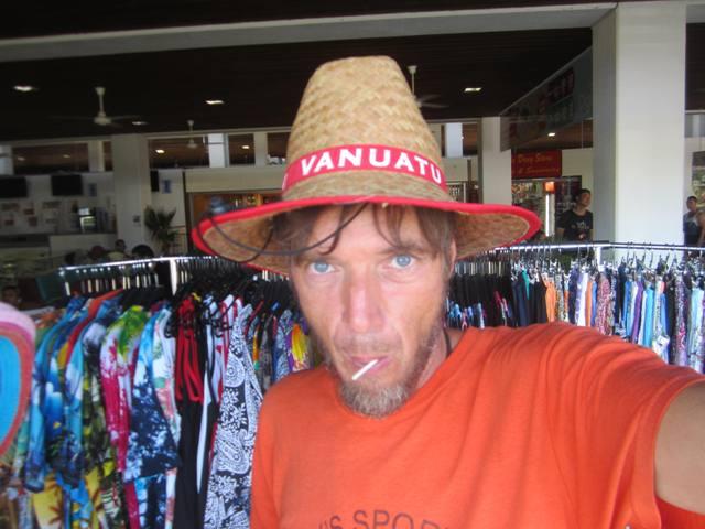 Vanuatu, érkezésem