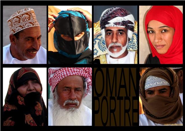 Omán arcai,