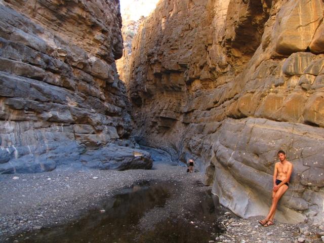 Wadi Tanuf, Omán