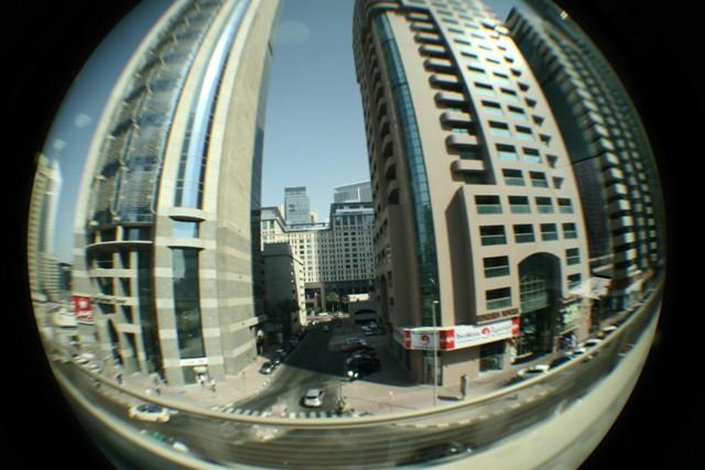 Dubaj metrózás