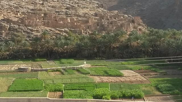 Omán falvak