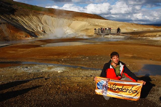 Seltún hévforrásai, Izland