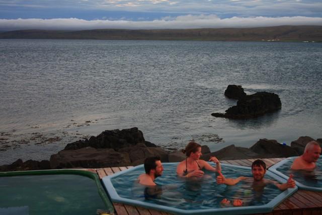 Nyugati fjordok, Izland