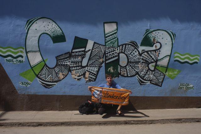 Kuba, vandorboy,