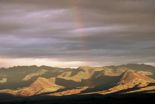Lesotho, természet