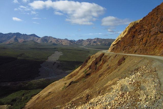 Alaszka, Denali Nemzeti Park