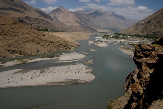 Tadzsikisztán, Pamír