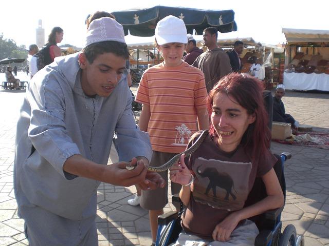 Marokkó Tóth Tímea gyűjtés