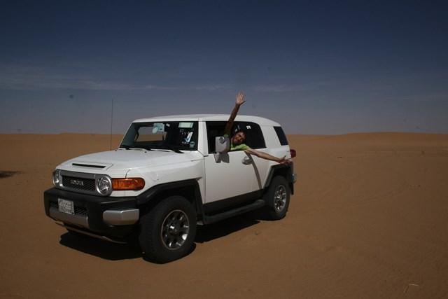 Szaúd-Arábia körutazás