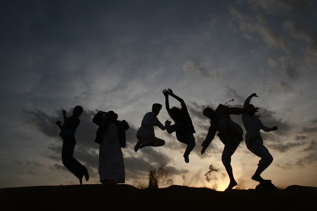 Szaud arábia kalandos utazás