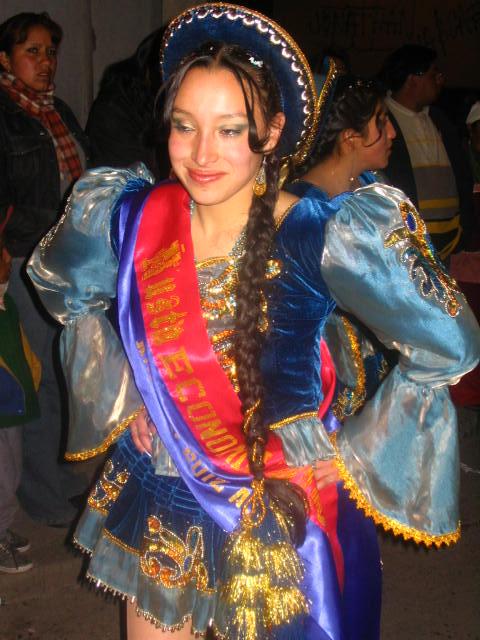 Potosi fesztivál, Bolivia