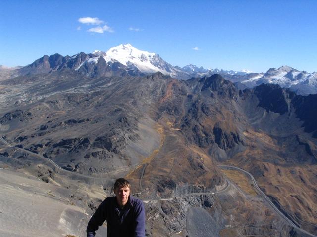 Bolívia trekking