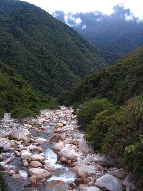 Bolívia, túrázások
