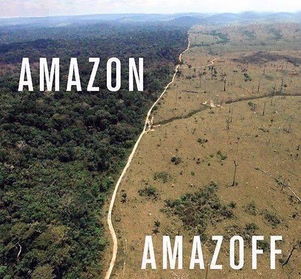 Amazon amazoff, természet