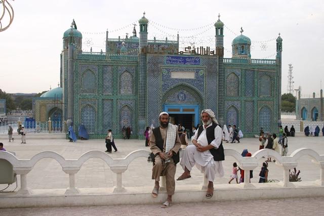 Mazari Sharif, Afganisztán