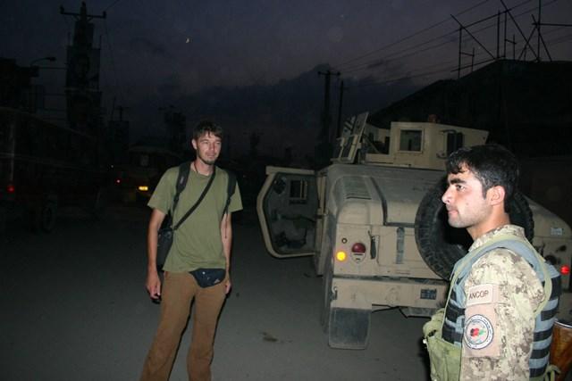 Afganisztán, Kabul