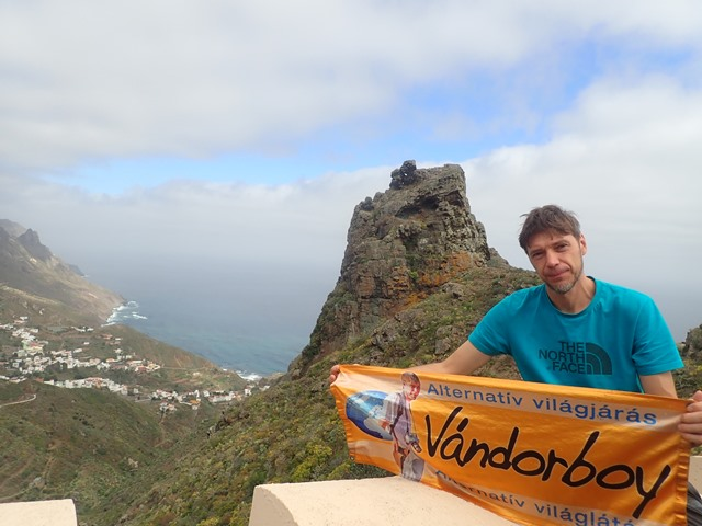 Tenerife, Anaga, Kanári szigetek