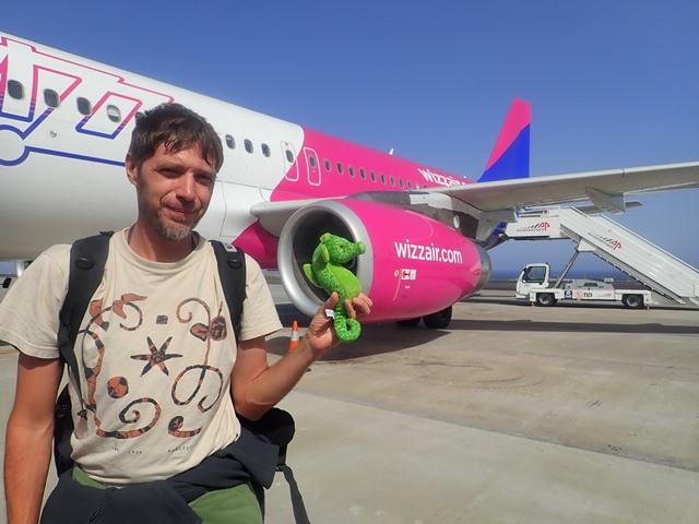 wizz, repülő, fapados
