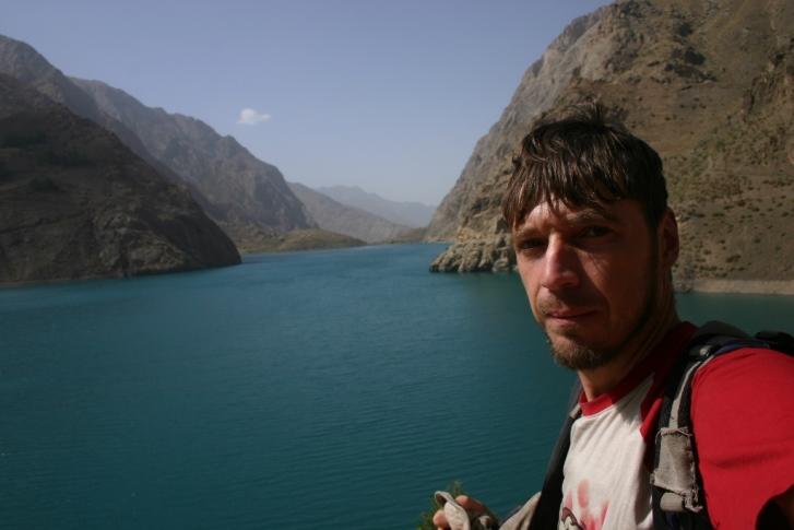 Tadzsik, Seven Lake