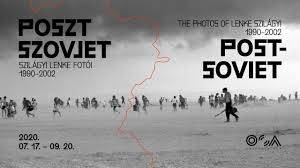 poszt szovjet Szilágyi Lenke