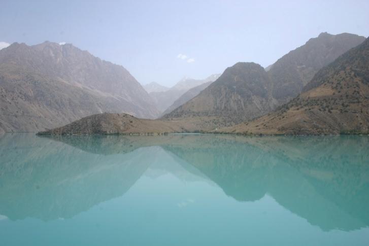 Tadzsik, Iskander-tó
