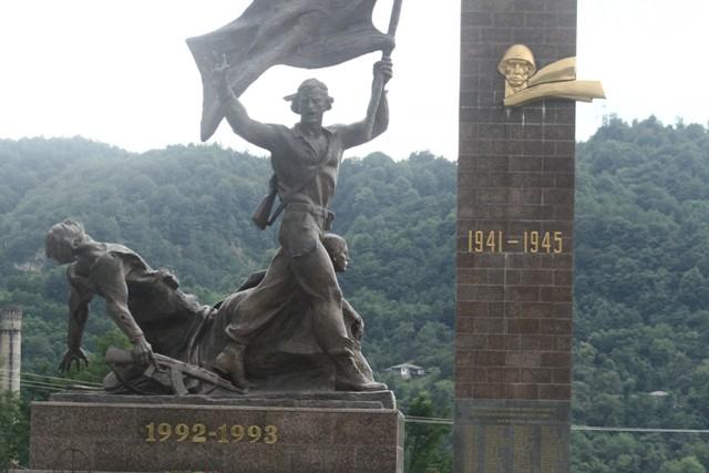 Abházia, Kaukázus