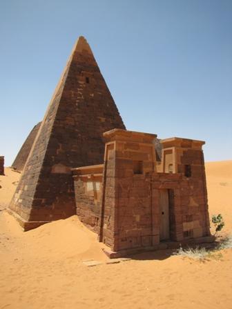 Szudán, Meroe
