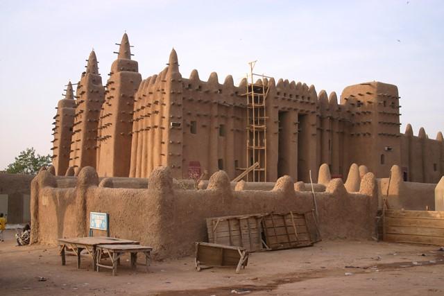 Mali, Djenne