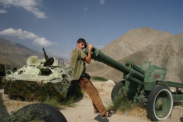Afganisztan-tank, Panjshri