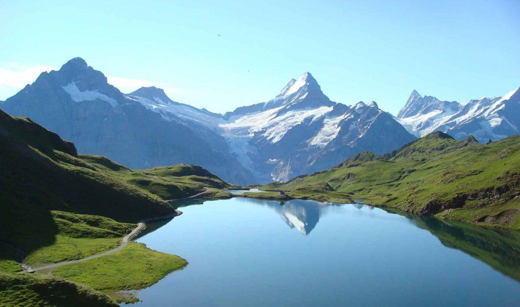 Bachalpsee, Svájc